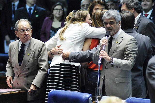 Foto: Assessoria da Liderança do PT no Senado