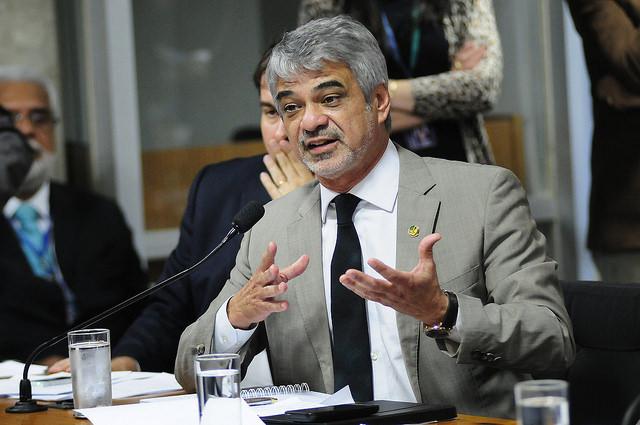 Humberto na CPI 1607
