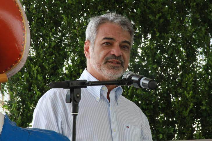 Humberto Costa no Mestre Vitalino