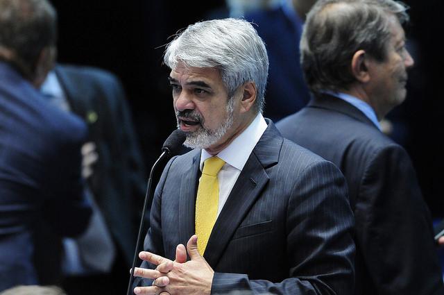 Foto: Alessandro Dantas/PT no Senado