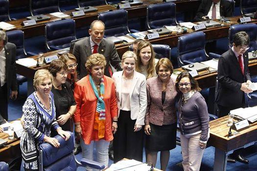 Foto: PT no Senado