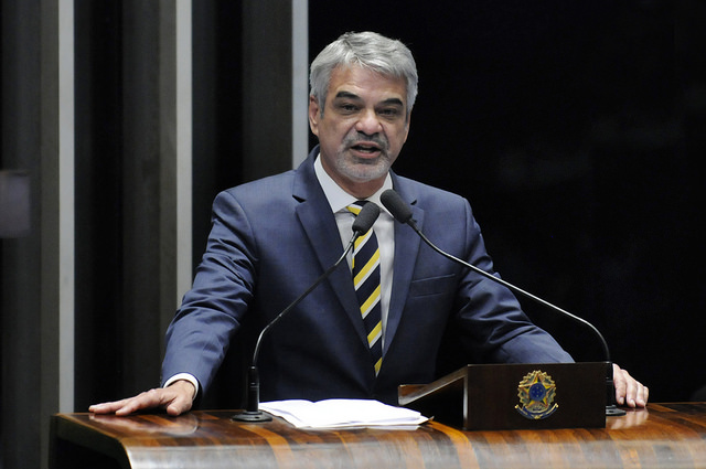 Líder do PT acompanhará presidenta em evento em Petrolina e Juazeiro. Foto: Alessandro Dantas/ Liderança do PT no Senado