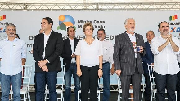 Humberto ressalta que o Governo Federal segue investindo fortemente nas áreas sociais. Foto: Roberto Stuckert Filho/PR