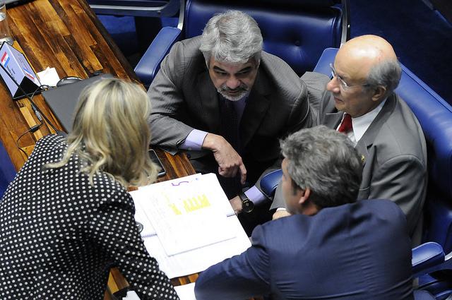 Líder do Governo, Humberto coordenou a base na aprovação da reforma administrativa. Foto: Alessandro Dantas/ Liderança do PT