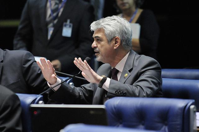 ara o líder do Governo, Planalto vai repactuar a administração federal com novos aliados. Foto: Alessandro Dantas/ Liderança do PT no Senado.