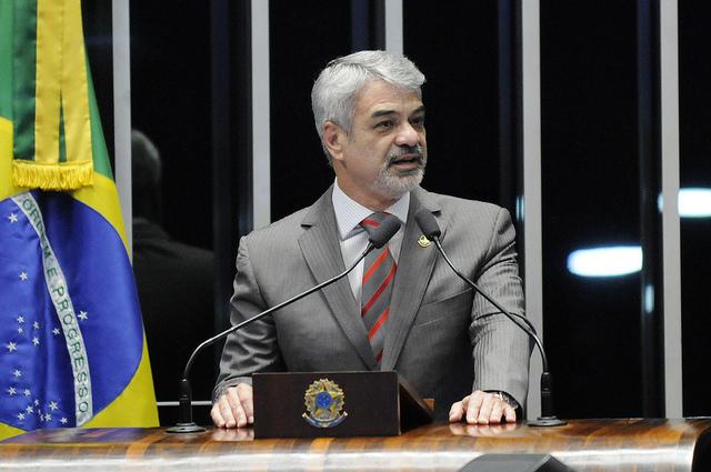 Humberto: população nordestina é contrária ao golpe contra Dilma. Foto: Alessandro Datas/ Liderança do PT