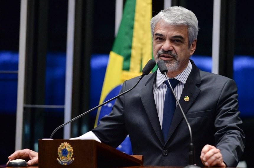 Humberto comentou sessão da Câmara