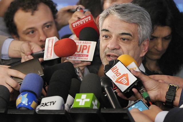 Líder de Dilma, Humberto está organizando o PT para embates contra governo interino. Foto: Alessandro Dantas/ Liderança do PT no Senado