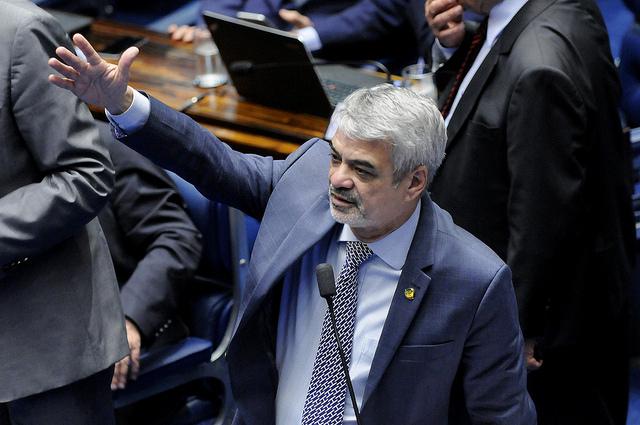 Humberto ressalta acerto de Dilma em criar programa de saúde para os mais pobres. Foto: Alessandro Dantas/Liderança do PT