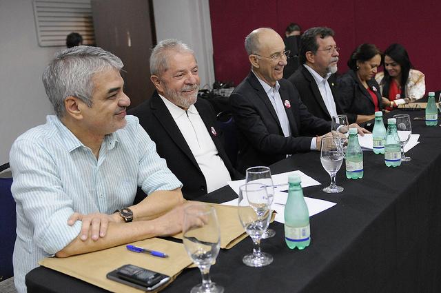Para líder do PT, governo interino reinaugura período de exclusão do Nordeste. Foto: Alessandro Dantas/Liderança do PT