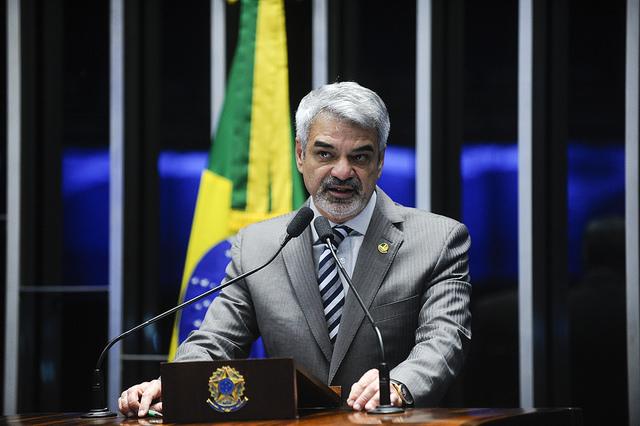 Líder do PT está, pelo sexto ano consecutivo, entre os 100 parlamentares mais importantes do Congresso. Foto: Marcos Oliveira/Agência Senado