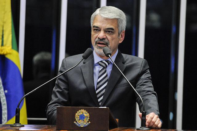 Para líder do PT, conclusões da PF comprovam que acusações eram inverídicas e infundadas. Foto: Alessandro Dantas/ Liderança do PT