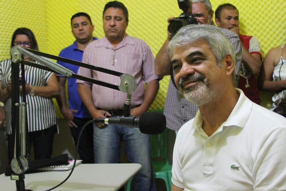 Humberto: Nunca se investiu tanto no esporte durante os 13 anos de gestão de Lula e Dilma. Foto: Assessoria de Imprensa