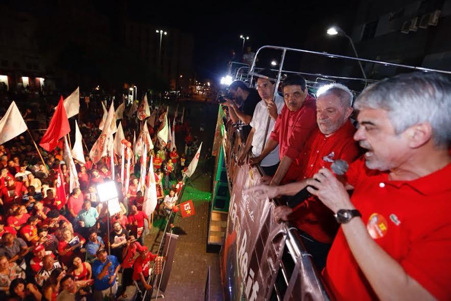 Segundo o senador, os cortes no Estado fazem parte da mudança de postura do governo federal com relação ao Nordeste. Foto: Társio Alves