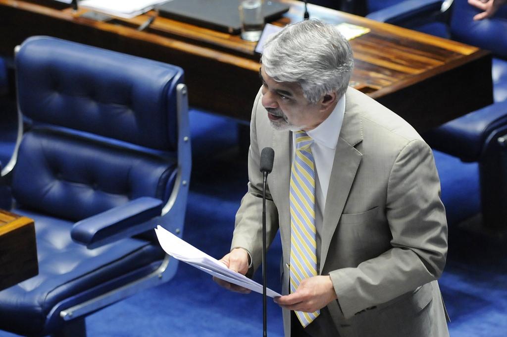 Humberto: A proposta orçamentária para a Funai já é a menor dos últimos 10 anos Foto: Alessandro Dantas/ Liderança do PT no Senado