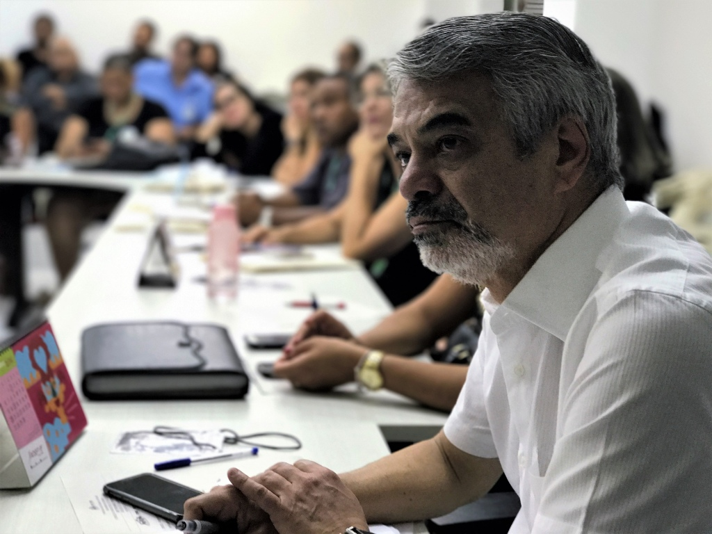 Humberto: o que temos visto é a redução de recursos para o Nordeste. Foto: Asscom HC