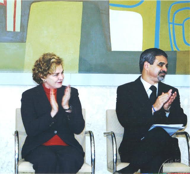 Humberto: Como primeira-dama do Brasil, dona Marisa teve um papel fundamental na construção de um país mais justo e mais solidário, que ela edificou junto com o presidente Lula. Foto: Arquivo