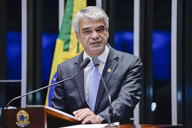 Humberto: Vai ser um momento importantíssimo, de reencontro de Lula com o seu povo e com as suas realizações. Foto:  Jefferson Rudy/Agência Senado